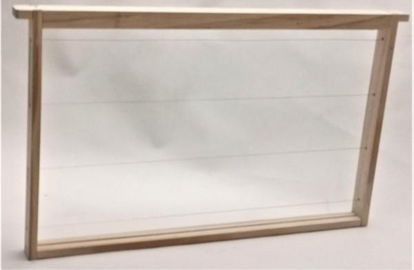 EWG® Rähmchen gedrahtet Dadant US 285 mm, gerade Seiten