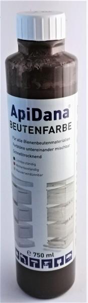ApiDana Beutenfarbe 750 ml dunkelbraun