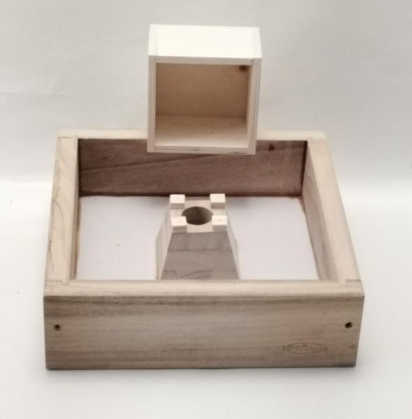 Mini Plus Holz Futterzarge