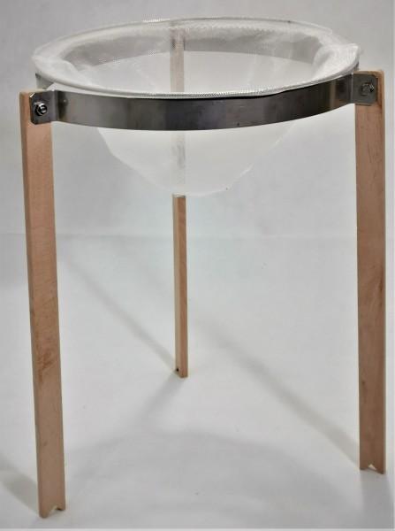 ApiNord® Nylon-Sieb rund
