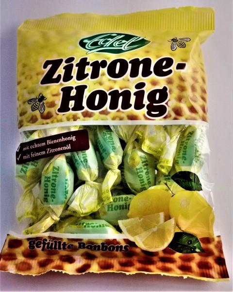 Honig-Zitrone-Bonbon