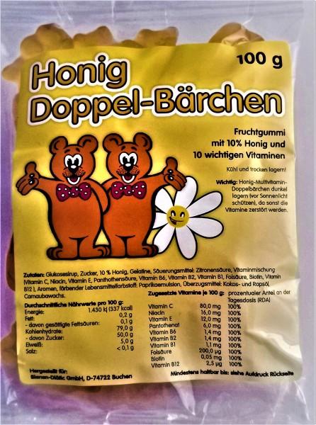 Honig-Doppel-Bärchen