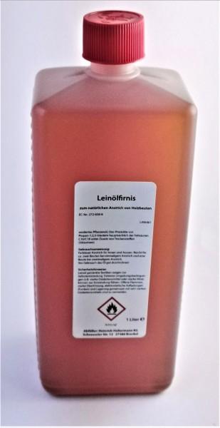 Leinölfirnis 1 Liter