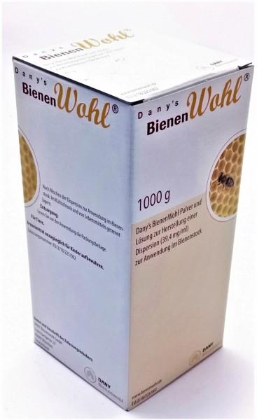 Dany's Bienenwohl - 1000 g