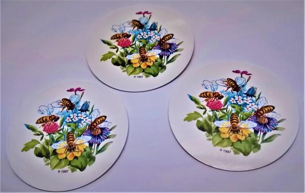 Flores Deckeleinlagen