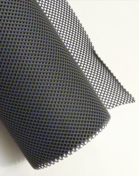Graues Kunststoffgewebe 2,5 x 1 m