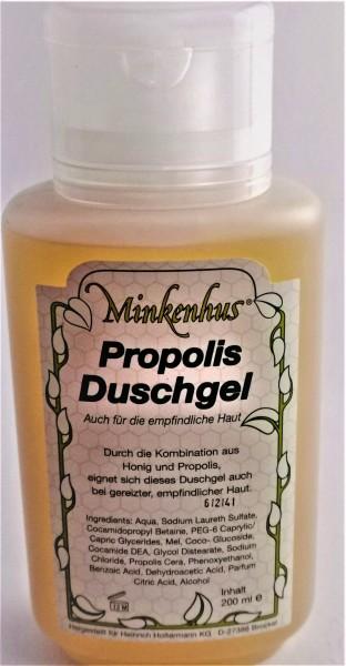 Minkenhus® Duschgel mit Propolis