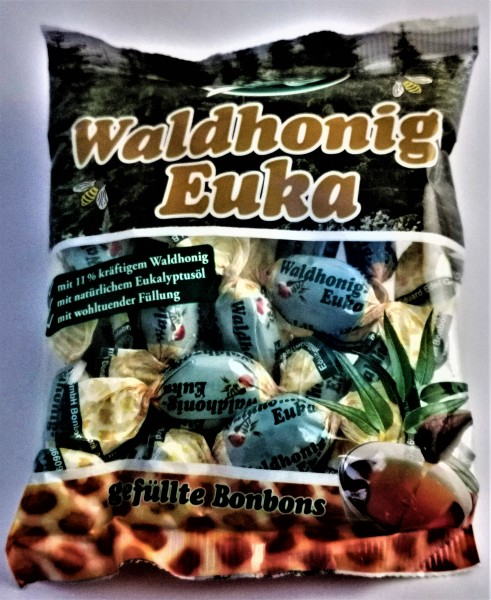 Waldhonig Eukalyptus-Bonbon