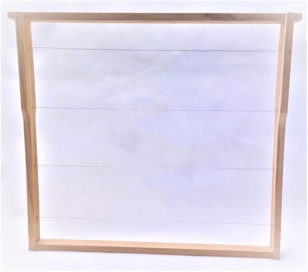 EWG® Rähmchen gedrahtet DN Anderthalb 338 mm, Hoffmann-Seiten