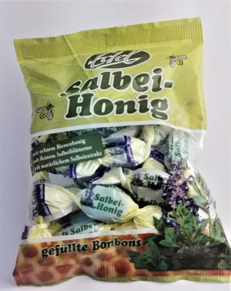 Honig-Salbei-Bonbons