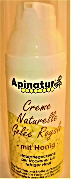 Creme Naturelle Gelee Royale mit Honig 50 ml