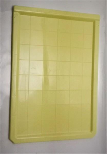 Kunststoff Bodenschieber 315 x 435 mm