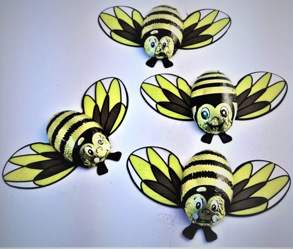 Schoko-Biene Edelvollmilch