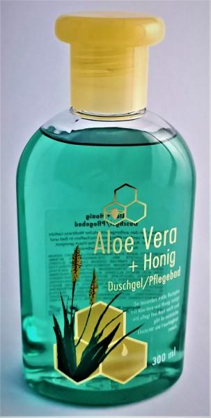 Aloe Vera + Honig Duschgel und Pflegebad