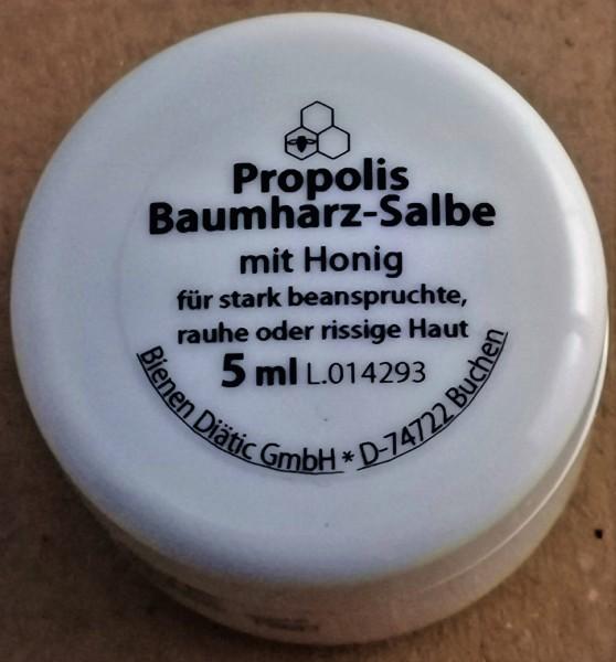 Propolis Baumharz-Salbe
